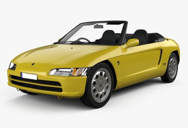 Ремонт-Honda-Beat-1