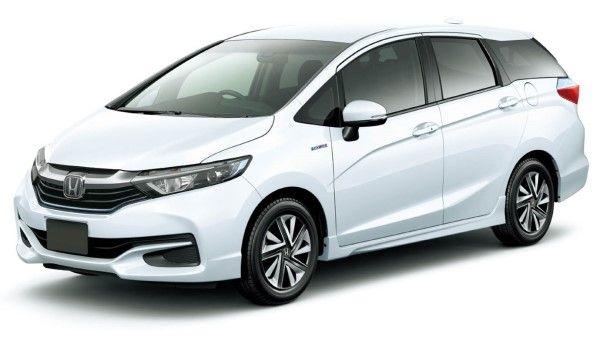 Ремонт Honda Fit Shuttle