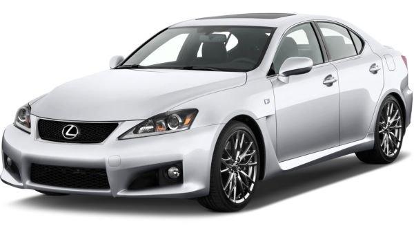Ремонт Lexus IS