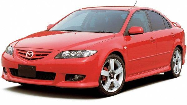 Ремонт Mazda Atenza