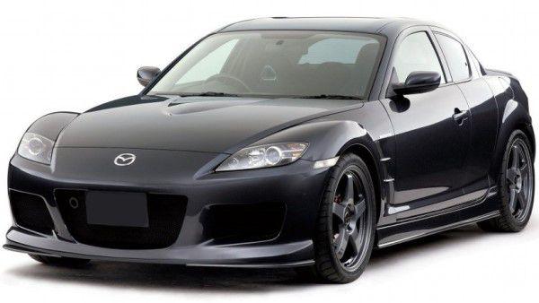 Ремонт Mazda RX-8