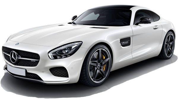 Ремонт Mercedes AMG GT