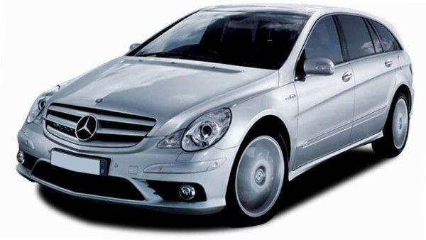 Ремонт Mercedes R-Class