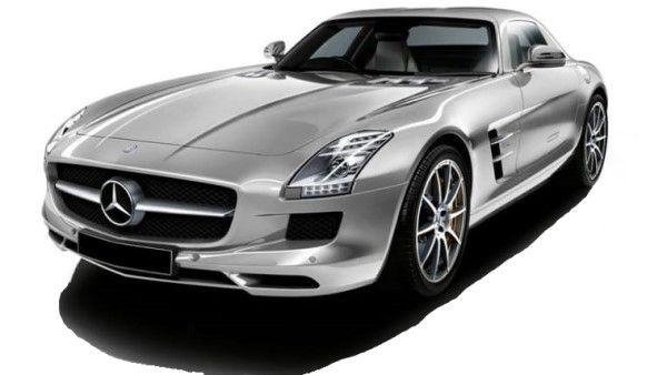 Ремонт Mercedes SLS AMG