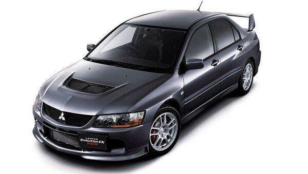 Ремонт Mitsubishi Lancer Evolution