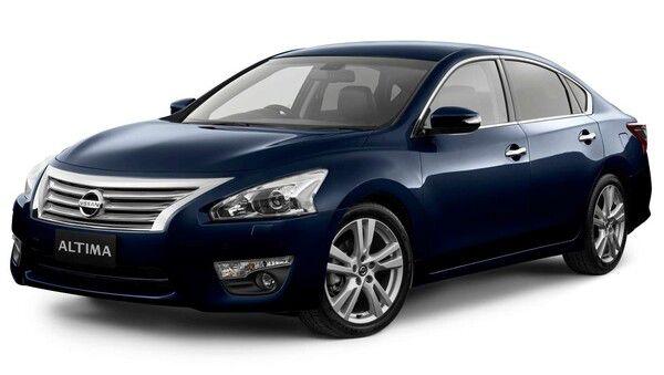 Ремонт Nissan Altima