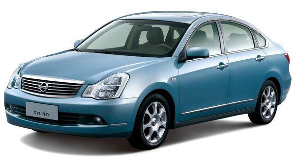 Ремонт Nissan Bluebird Sylphy