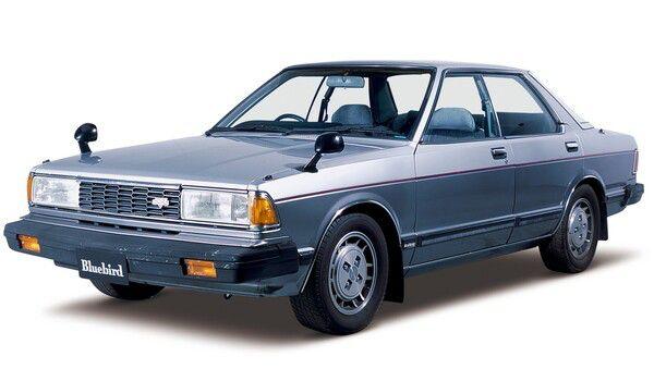 Ремонт Nissan Bluebird