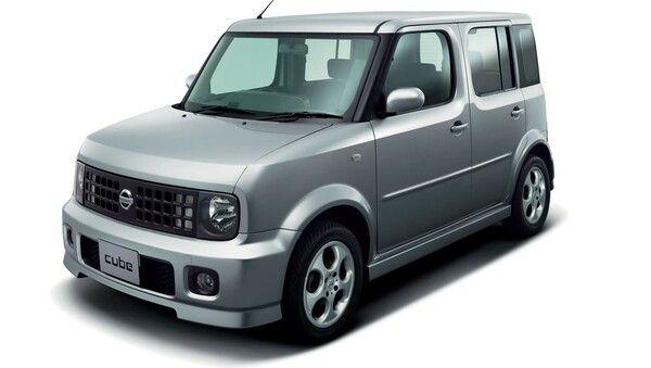 Ремонт Nissan Cube