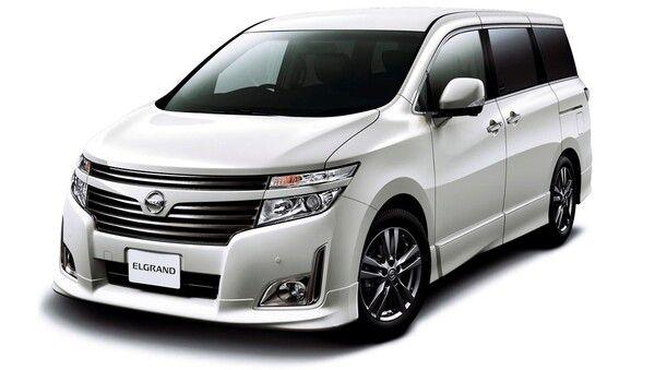 Ремонт Nissan Elgrand