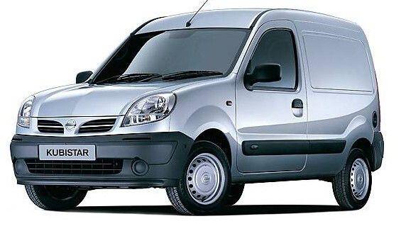 Ремонт Nissan Kubistar
