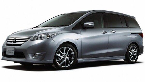 Ремонт Nissan Lafesta