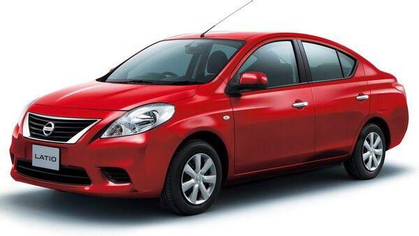 Ремонт Nissan Latio