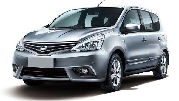 Ремонт Nissan Livina