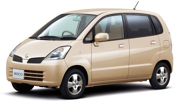 Ремонт Nissan Moco