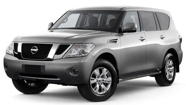 Ремонт Nissan Patrol