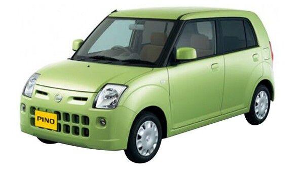 Ремонт Nissan Pino