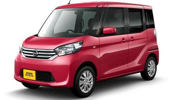Ремонт Nissan Roox