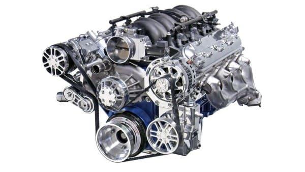 Диагностика двигателя