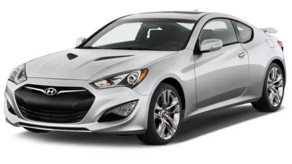 Ремонт Hyundai Coupe