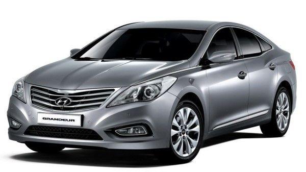 Ремонт Hyundai Grandeur