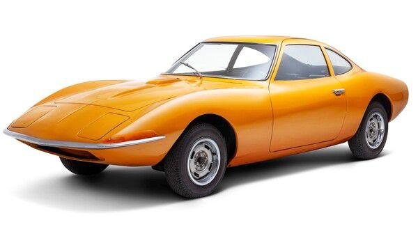 Ремонт Opel GT