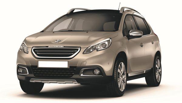Ремонт Peugeot 2008