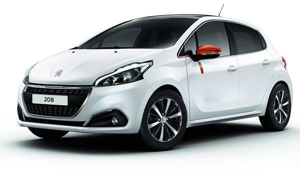 Ремонт Peugeot 208