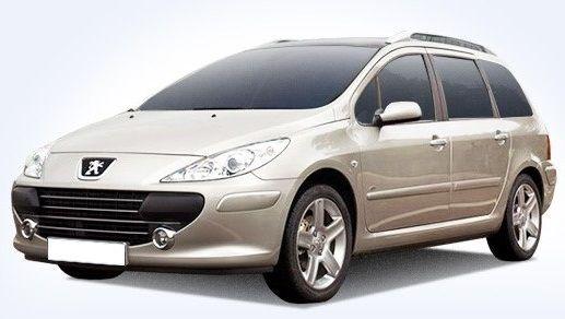 Ремонт Peugeot 307