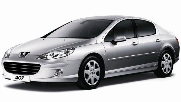 Ремонт Peugeot 407
