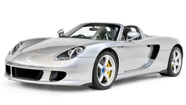 Ремонт Porsche Carrera GT