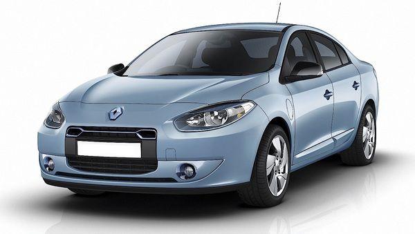 Ремонт Renault Fluence