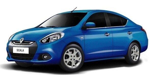 Ремонт Renault Scala