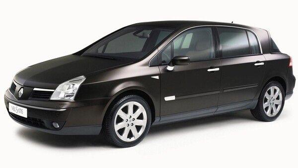 Ремонт Renault Vel Satis