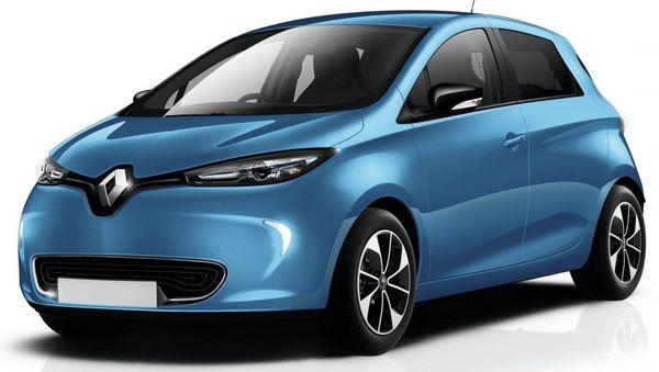 Ремонт Renault Zoe