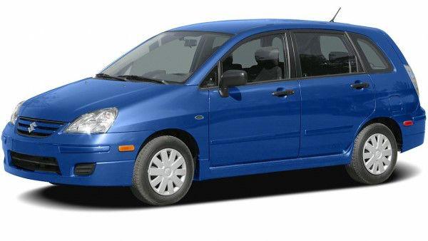 Ремонт Suzuki Aerio