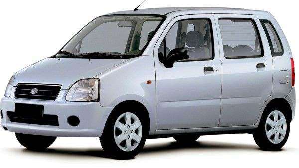 Ремонт Suzuki Wagon R