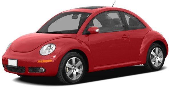 Ремонт Volkswagen New Beetle
